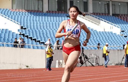 Ngày 8-3 đặc biệt của nữ vận động viên giành ''vàng'' ở SEA Games 30