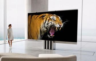 Tivi gập giá hơn 9,2 tỉ đồng