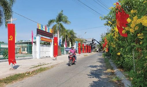 Bình Hòa với niềm vui trở thành xã nông thôn mới nâng cao