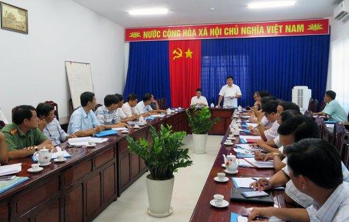 Phú Tân tập trung xây dựng nông thôn mới giai đoạn 2021-2025