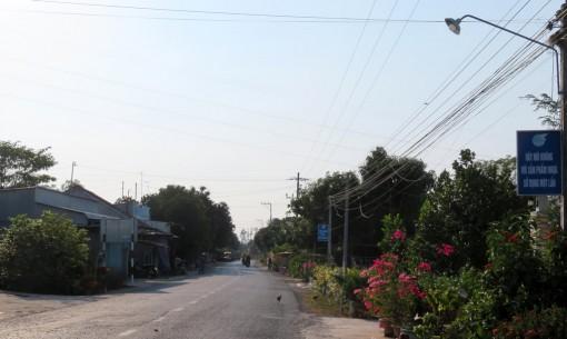 Phú Tân xây dựng nông thôn mới
