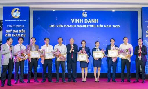 BĐS Nam Miền Tây xuất sắc nhận bằng khen từ Hiệp hội Bất động sản TP. Cần Thơ
