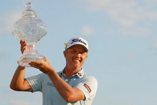 Matt Jones giành PGA Tour sau 7 năm
