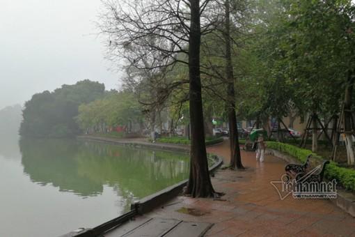 Dự báo thời tiết 27-3, Hà Nội lạnh, sáng có mưa phùn