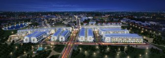 Khu đô thị thông minh Thành Đô khẳng định sức nóng ấn tượng ngày công bố