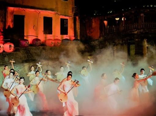 """""""Hội An show"""" - nơi hội tụ tinh hoa văn hóa Quảng Nam"""