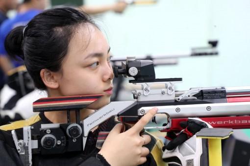 Khai mạc Giải vô địch các câu lạc bộ bắn súng quốc gia 2021