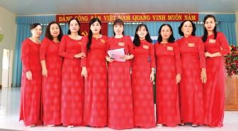 Hội Liên hiệp Phụ nữ xã Vĩnh Thành năng động, sáng tạo