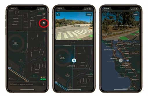 Apple Maps cập nhật tính năng chạy đua với Google Maps