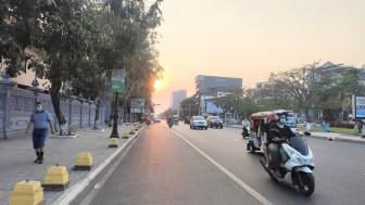 Campuchia thi hành biện pháp hành chính ở Thủ đô, ngăn chặn dịch Covid-19