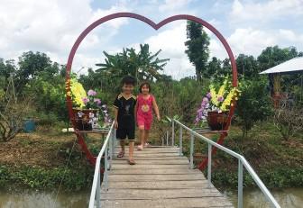 An Giang: Các điểm du lịch sinh thái, vườn sinh thái hút khách mùa nắng nóng
