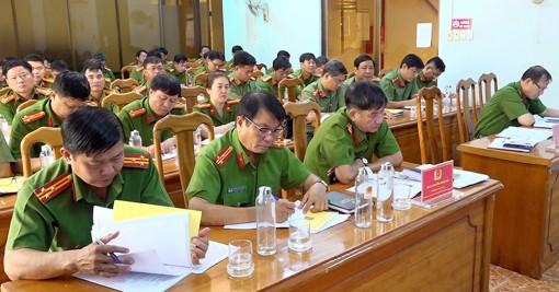 Công an tỉnh An Giang tổng kết 5 năm công tác đấu tranh chuyên án