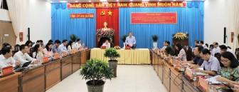 Tiếp tục nâng cao chất lượng hoạt động Trường Chính trị Tôn Đức Thắng