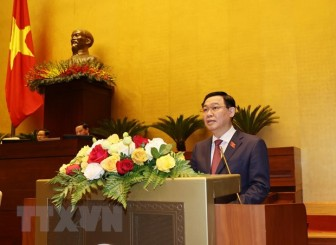 Chủ tịch Quốc hội trình danh sách đề cử bầu Chủ tịch nước