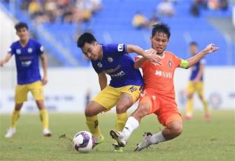 Quang Hải và Văn Quyết bất lực, Hà Nội FC thua trắng SHB Đà Nẵng