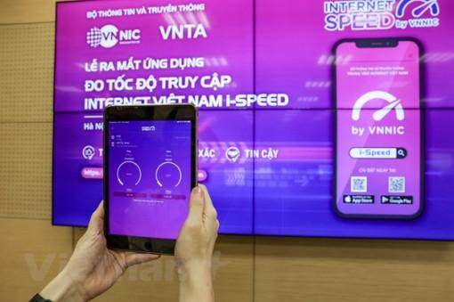 Ứng dụng i-Speed miễn phí dùng đo tốc độ truy cập internet Việt Nam