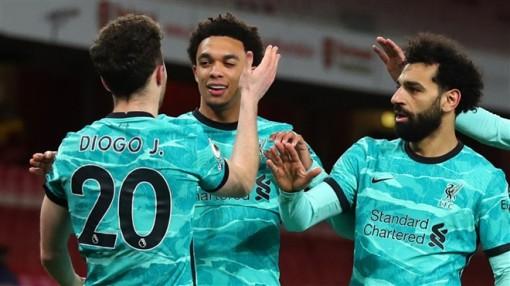 Siêu dự bị tỏa sáng, Liverpool đè bẹp Arsenal