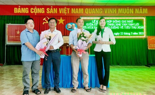 Bình Phước Xuân đạt chuẩn xã nông thôn mới nâng cao