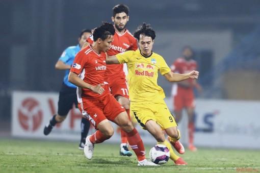 Lịch thi đấu vòng 8 V-League: Kiatisak chạm trán Lê Huỳnh Đức