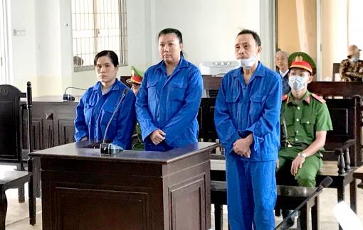 65 năm tù cho 3 đối tượng mua bán ma túy