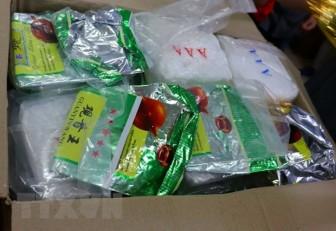 Triệt phá băng nhóm tội phạm mua bán, vận chuyển gần 60kg ma túy
