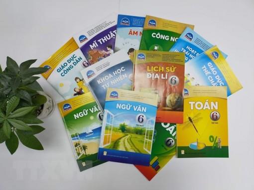 TP.HCM công bố 36 đầu sách giáo khoa cho năm học mới
