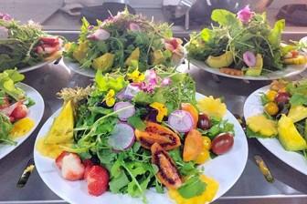 Lâm Đồng: Xác lập kỷ lục chế biến 100 món ăn từ rau và hoa Đà Lạt