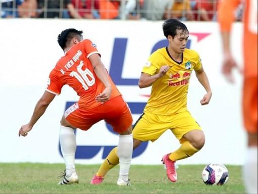 Văn Toàn và Công Phượng tỏa sáng, HAGL giữ vững ngôi đầu bảng V-League