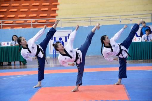 Taekwondo An Giang sẵn sàng xung trận
