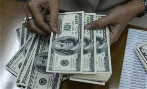 Tỷ giá ngoại tệ ngày 9-4: Lo sợ lạm phát, USD giảm sâu