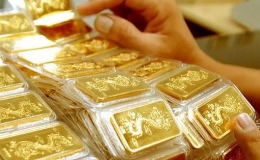 Giá vàng hôm nay 9-4: Tăng vọt lên đỉnh