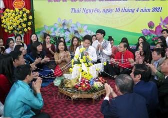 Nhiều hoạt động ý nghĩa trong dịp Tết Bunpimay 2021