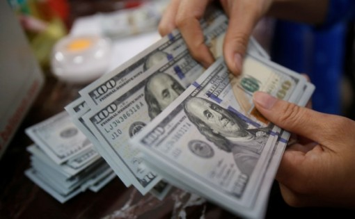 Tỷ giá ngoại tệ ngày 10-4: USD tăng giá