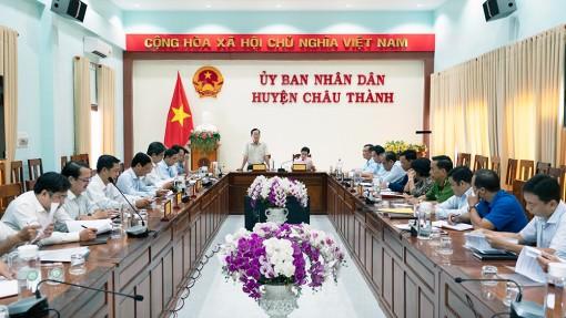 Châu Thành chuẩn bị tốt công tác bầu cử