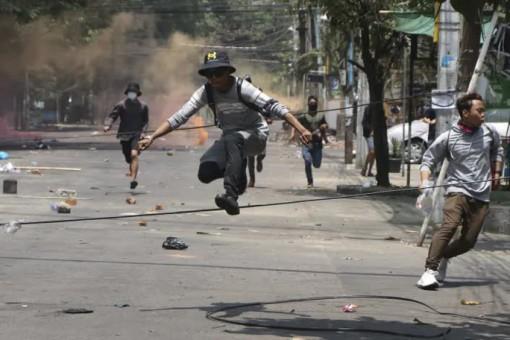 Myanmar: Một đồn cảnh sát bị tấn công, 10 người thiệt mạng