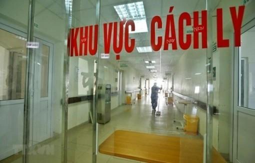 Việt Nam ghi nhận thêm 1 ca mắc mới, cách ly ngay khi nhập cảnh