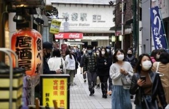 Các ca nhiễm mới gia tăng trở lại tại một số tỉnh lớn của Nhật Bản