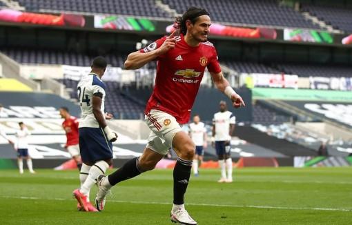 M.U ngược dòng giành chiến thắng ấn tượng trước Tottenham