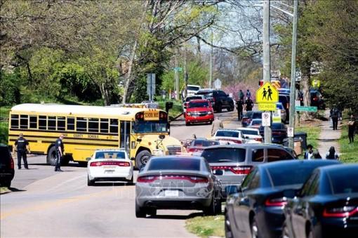 Tiêu diệt nghi phạm trong vụ xả súng tại trường Austin-East Magnet, Mỹ