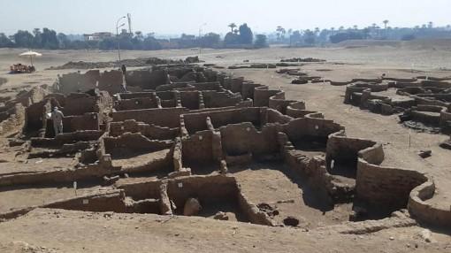 Phát hiện thành phố cổ hoàng tráng hơn 3.000 năm tuổi