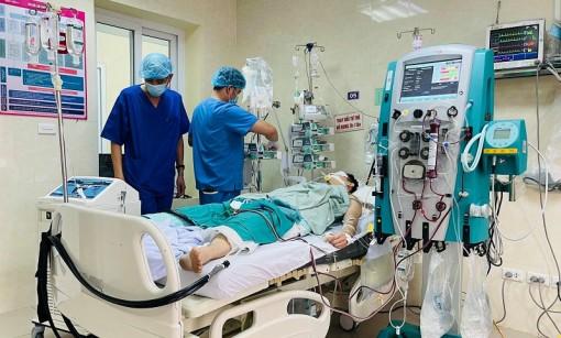 Bệnh nhân hôn mê sâu, ngừng tuần hoàn hồi sinh kỳ diệu