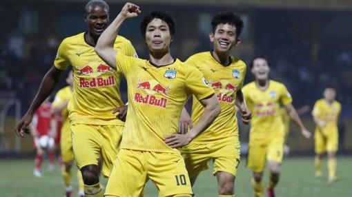 Tổng hợp vòng 9 V-League: Hoàng Anh Gia Lai tiếp tục thăng hoa