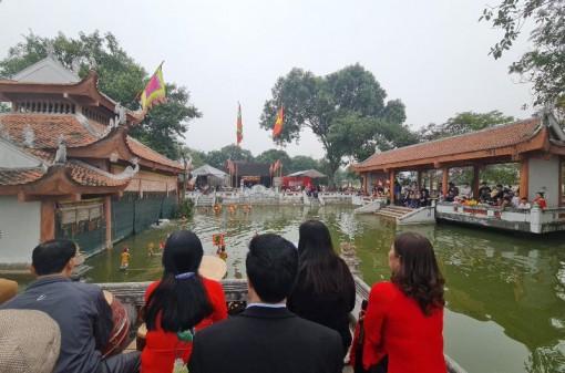 Hà Nội tổ chức liên hoan múa rối nước không chuyên