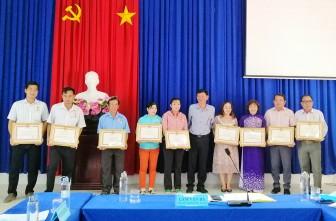 Tịnh Biên phát động phong trào thi đua, khen thưởng năm 2021