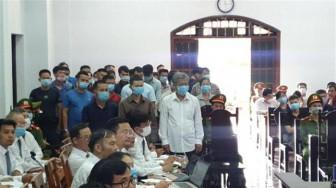 Trùm xăng giả Trịnh Sướng bị đề nghị mức án đến 13 năm tù