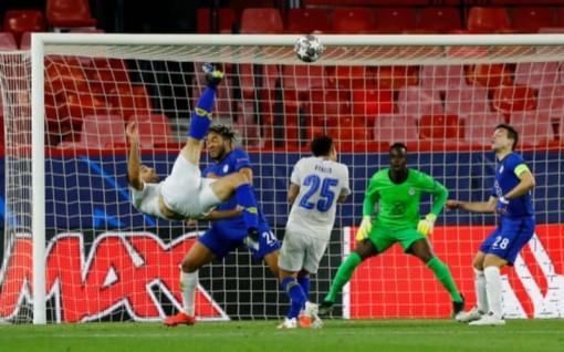 Chelsea, PSG vào bán kết