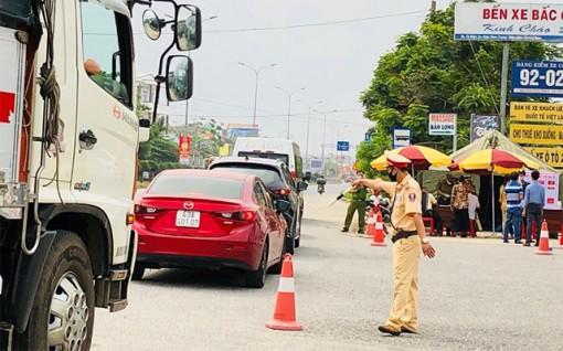Mở đợt cao điểm bảo đảm trật tự an toàn giao thông dịp lễ 30-4, 1-5