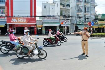 An Giang nâng cao hiệu lực, hiệu quả thực thi pháp luật bảo đảm trật tự an toàn giao thông