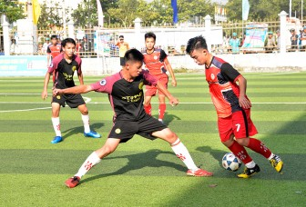 Sôi nổi phong trào thể thao quần chúng ở An Giang
