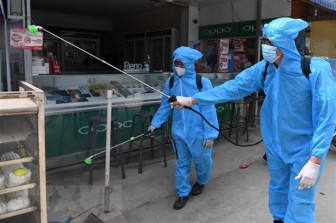 Dịch COVID-19: Campuchia quyết định phong tỏa thủ đô Phnom Penh